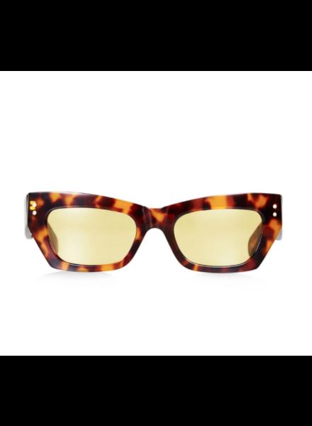 Pared Eyewear Petite Amour Yellow Tortoise