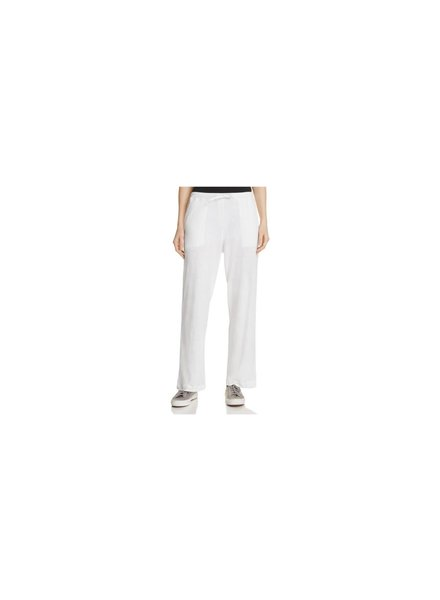 Majestic Linen Pant/ White/ Size 1