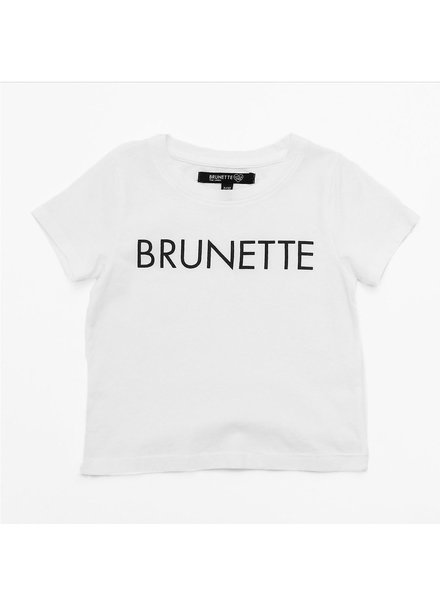 Brunette The Label Kids Brunette Tee