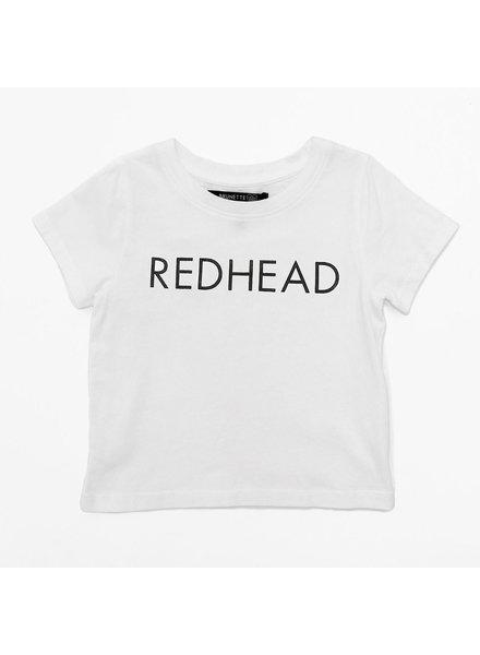Brunette The Label Kids Redhead Tee