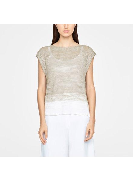 Sarah Pacini Split Back Knit