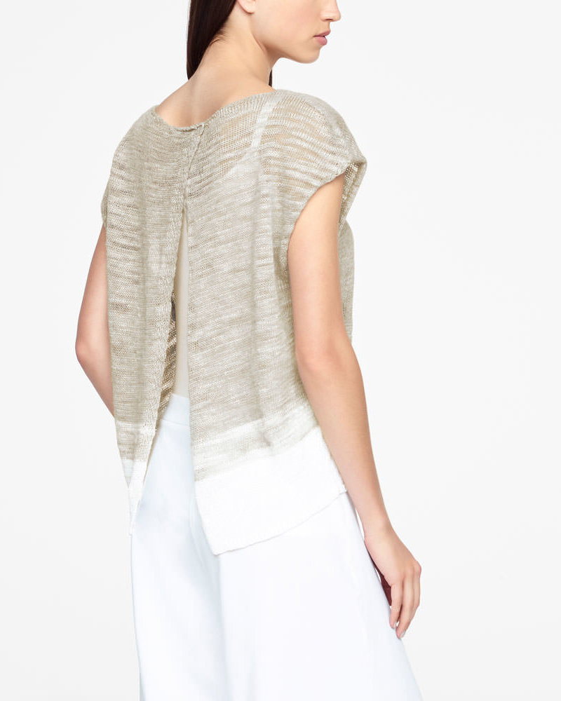 Sarah Pacini Split Back Knit - One Size