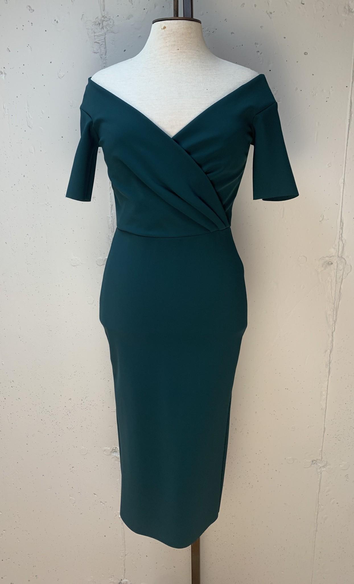 Greta Constantine Delft Dress