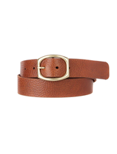 Brave Leather Pacifica Belt Cognac