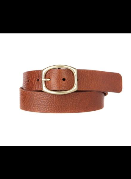 Brave Leather Pacifica Belt Cognac