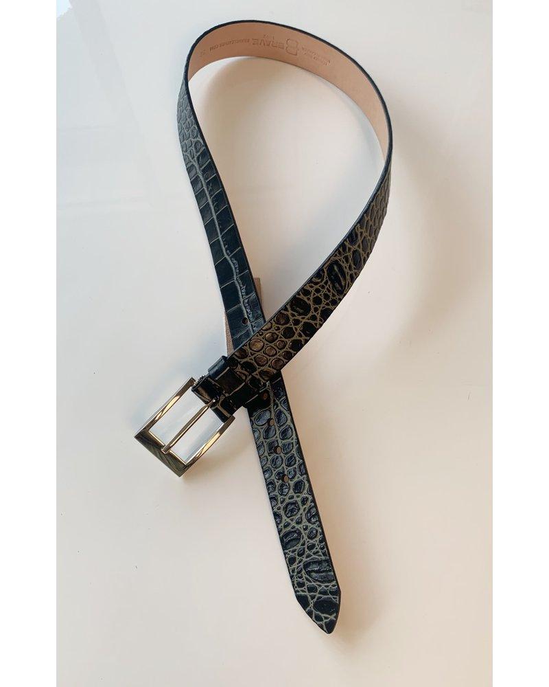 Brave Leather Amos Belt