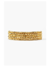 Chan Luu Wrap Bracelet Yellow Gold