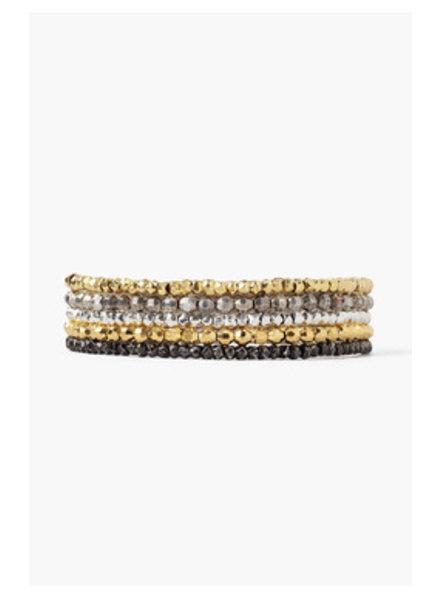 Chan Luu Wrap Bracelet Multi Mix