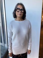 Sarah Pacini Honeycomb Tunic