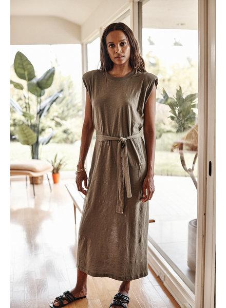 Velvet Avis Slub Dress
