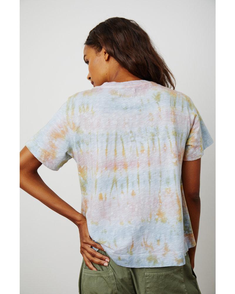 Velvet Odetta Tie Dye Top