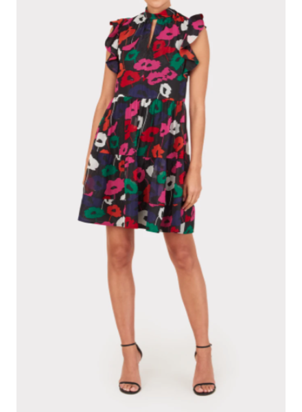 Milly Layla Printed Dress