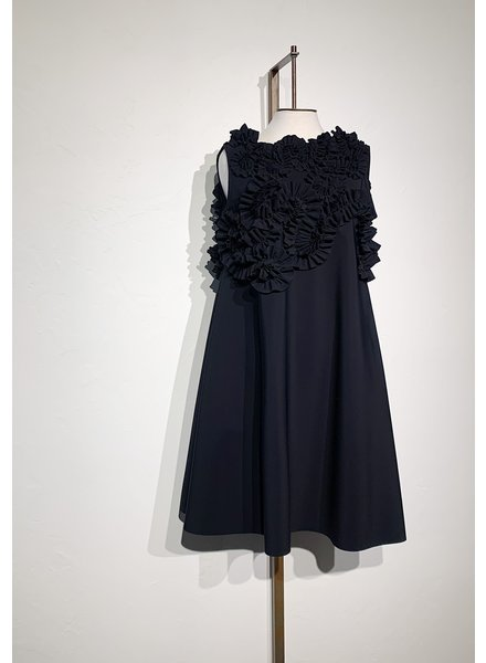 Greta Constantine Lavender Dress