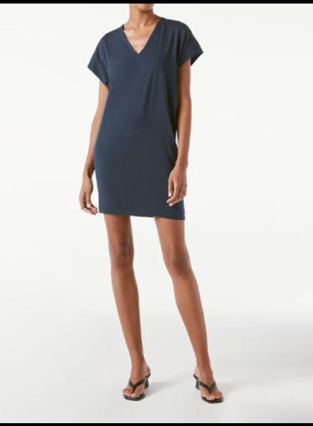 Frame Le V Mini Dress