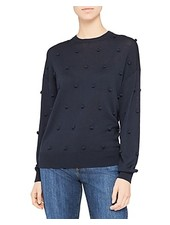 Theory Bobble Pullover