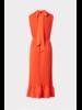 Milly Melina Pleated Dress