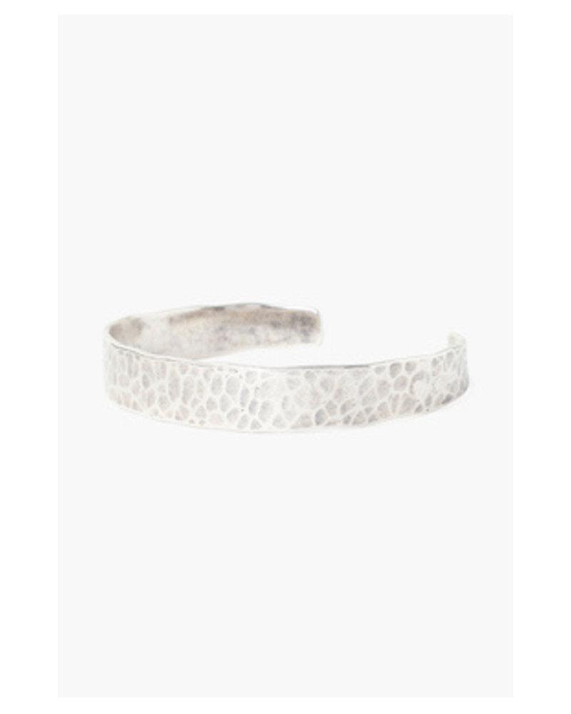 Chan Luu Hammered Cuff Bracelet