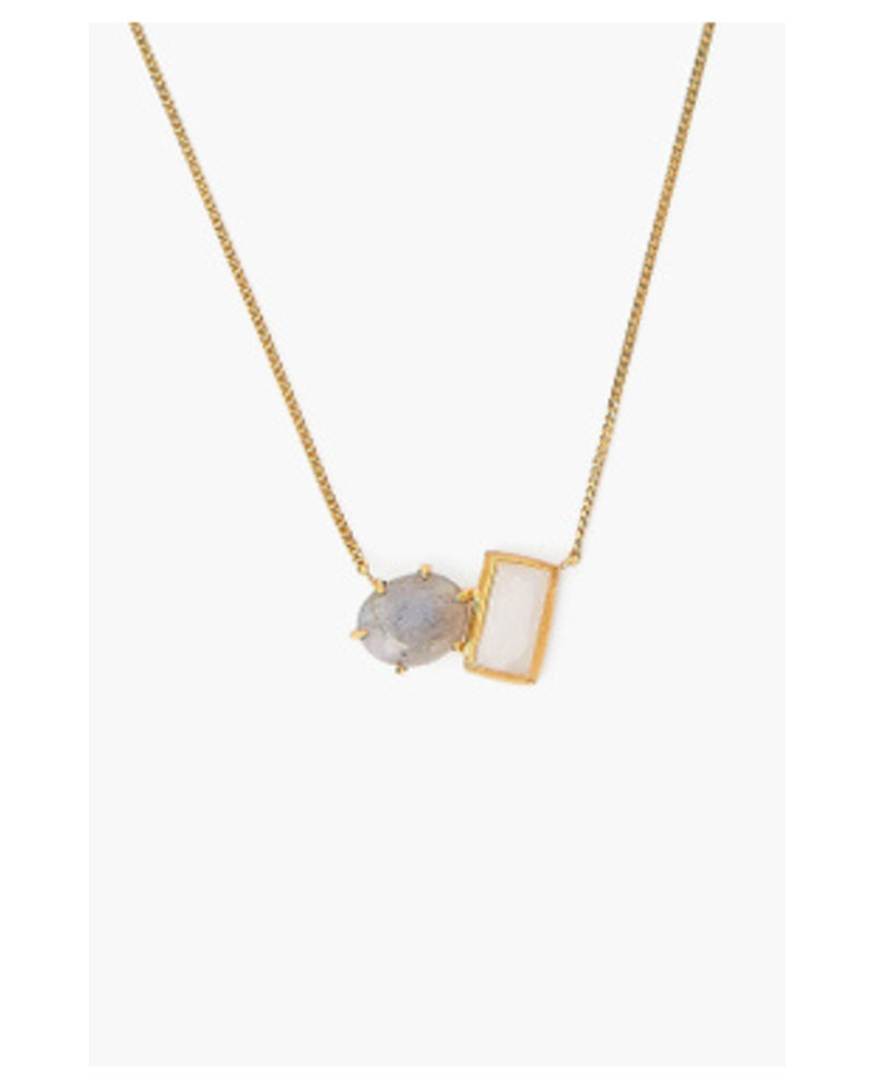 Chan Luu Healing Stone Necklace