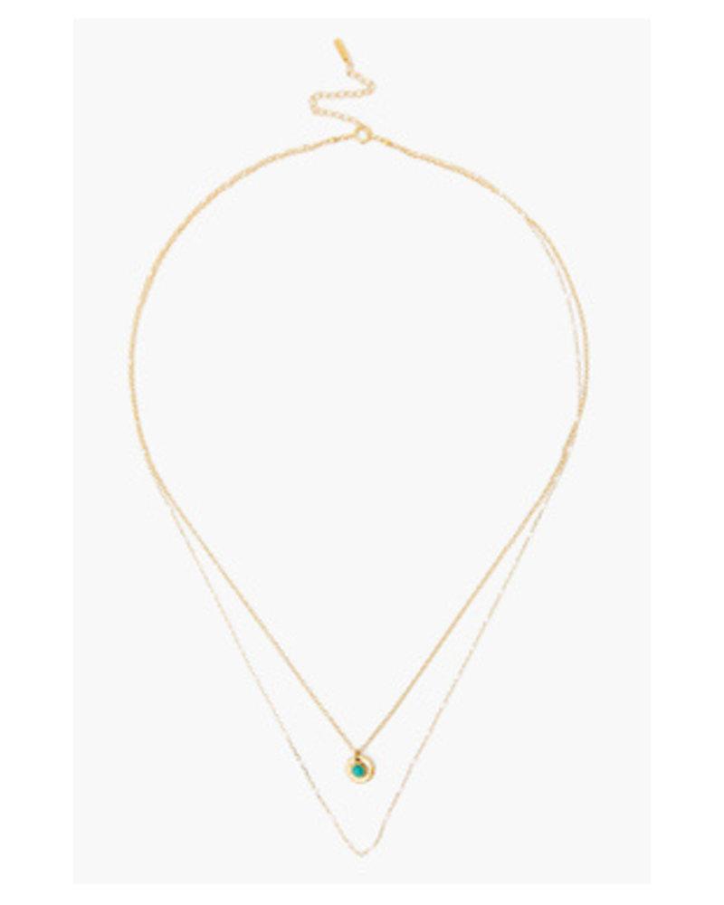 Chan Luu Pre-Layered Necklace