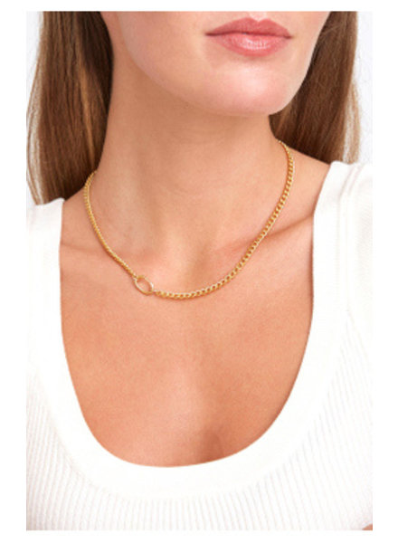 Chan Luu Ring Chain Necklace