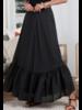 Molly Bracken Ruffle Bottom Skirt