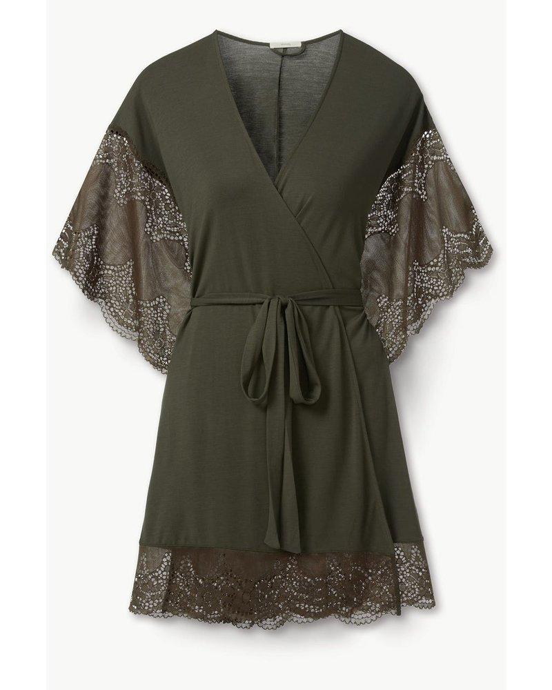 Eberjey Beatrix Lace Robe