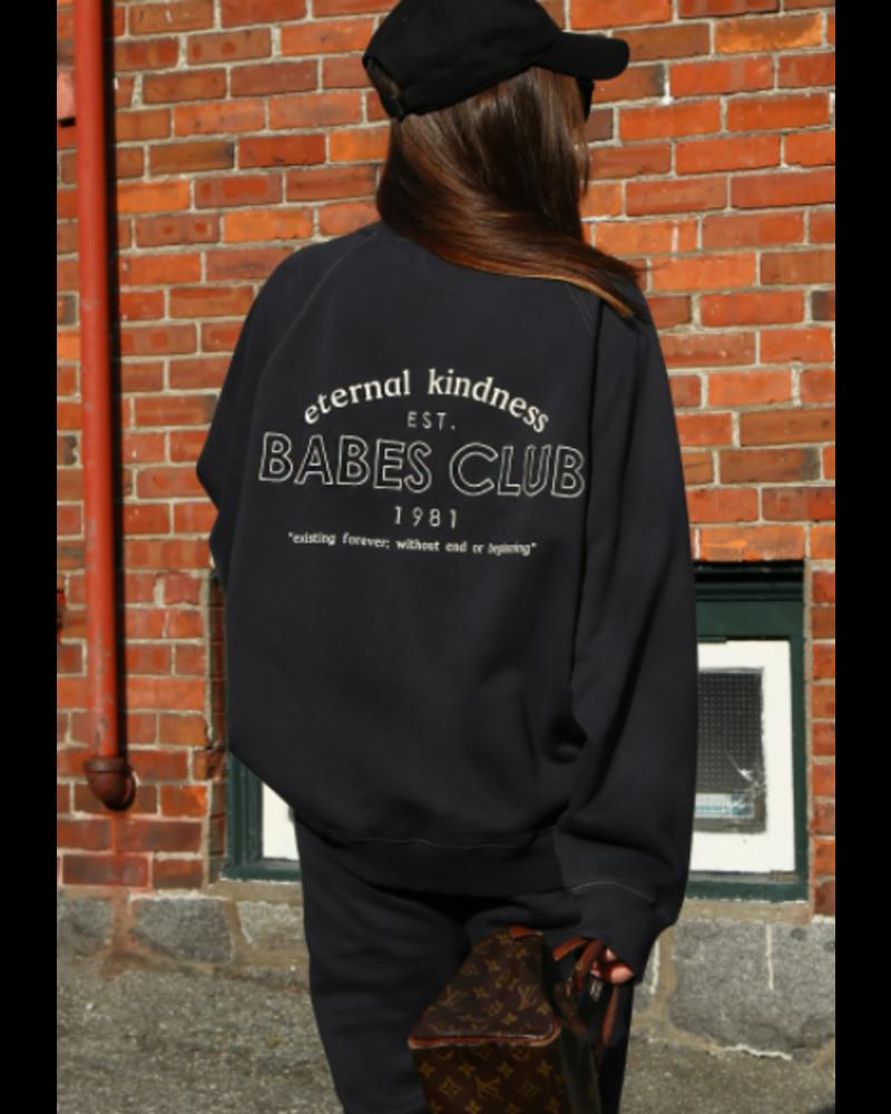 Brunette The Label Eternal Kindness Crew