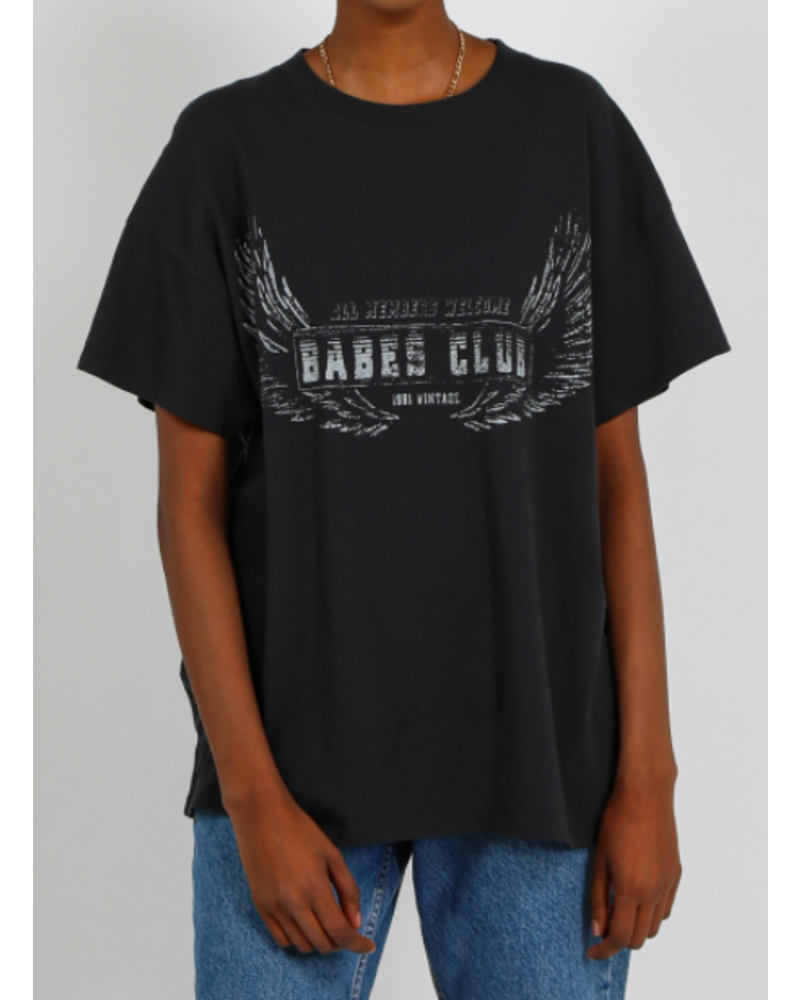 Brunette The Label Babes Club Tee
