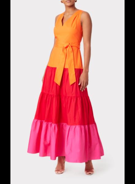 Milly Nicola Poplin Dress