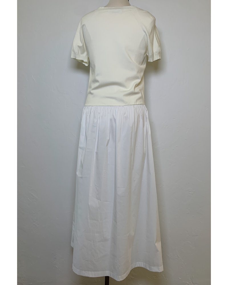 Liviana Conti Poplin Bottom Dress