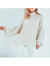 First Born Knitwear Rose Sweater