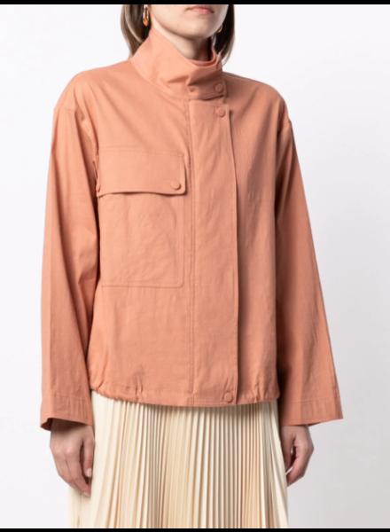 Theory Cropped Anorak Jacket