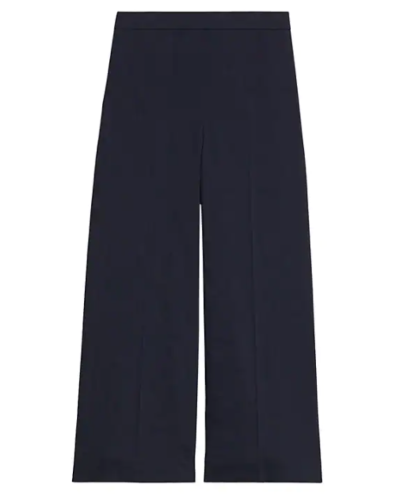 Theory Wide Leg Pull On Pant