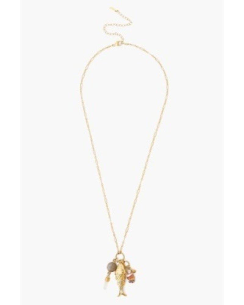 Chan Luu Summer Charm Necklace