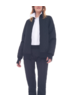 Norma Kamali Quilted Bomber Jacket