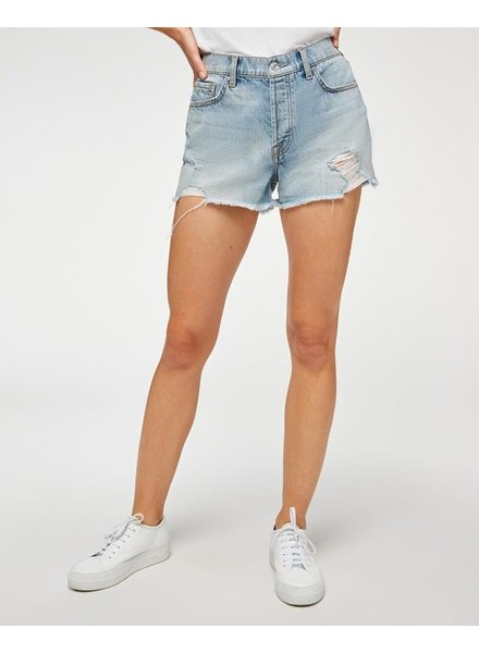7 for all Mankind Monroe Cut Off Short