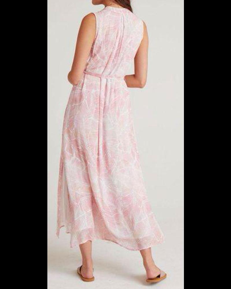 Bella Dahl Pleat Front Maxi Dress