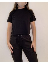 Velvet Sabel Short Sleeve