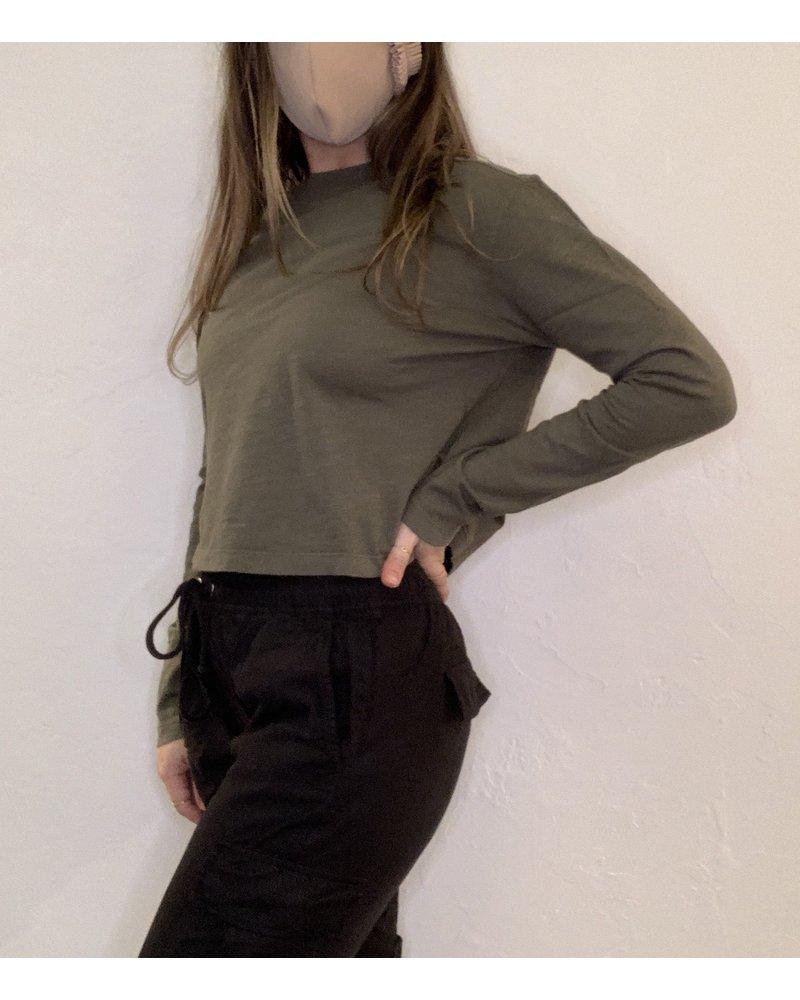 Velvet Cordie Long Sleeve