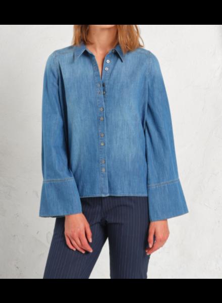 Hana San Alma Denim Shirt