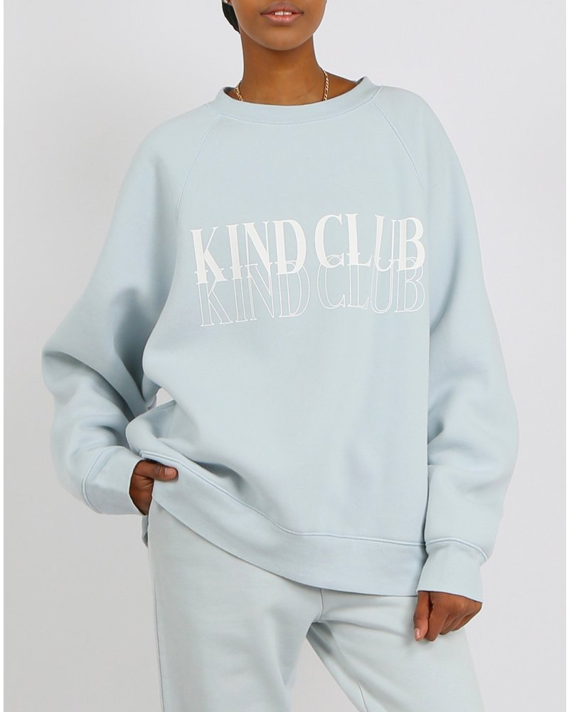 Brunette The Label 'Kind Club' NYBF Crew