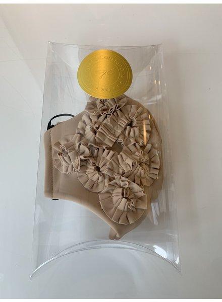 Greta Constantine M4 Mask Cashew