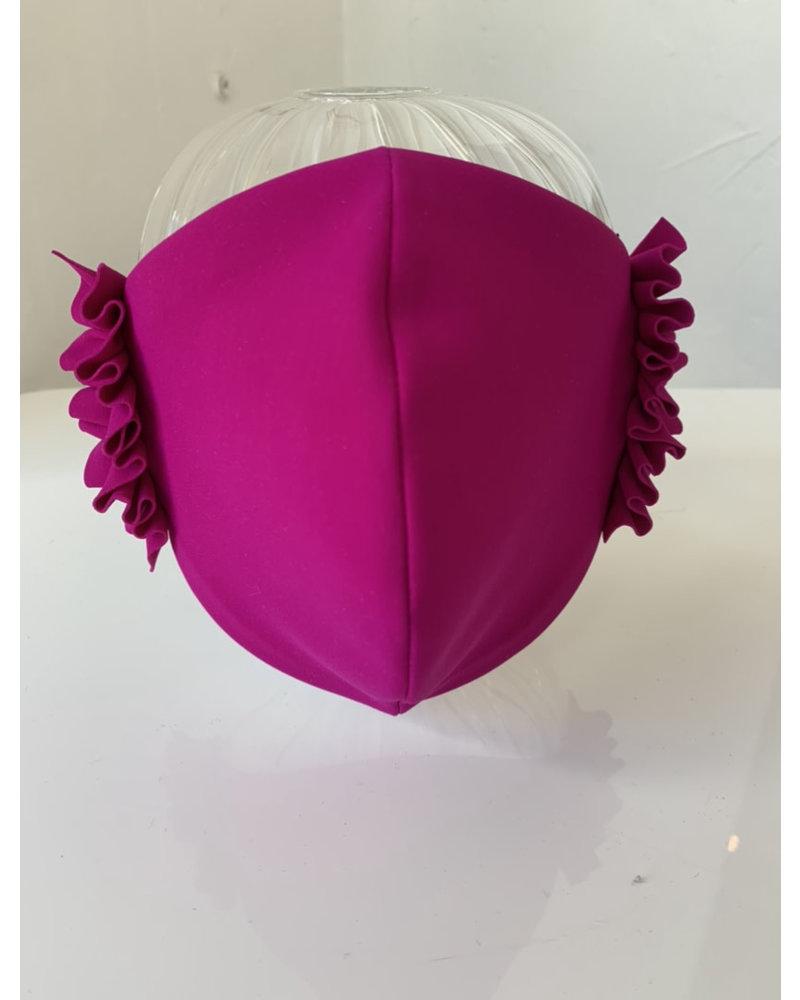Greta Constantine M3 Mask Plum