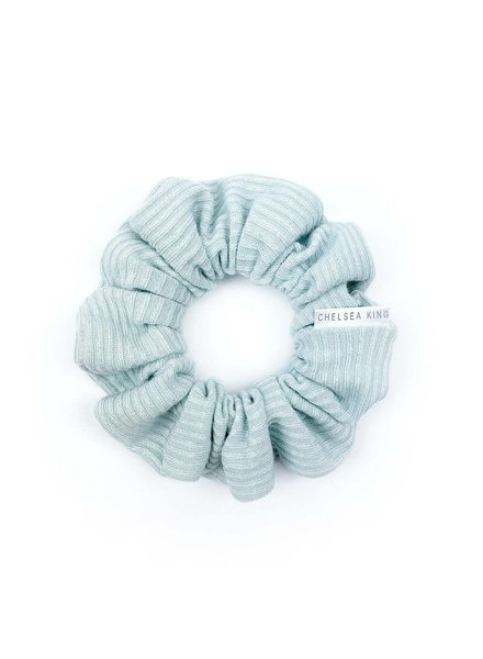 Chelsea King French Ribbed Scrunchie
