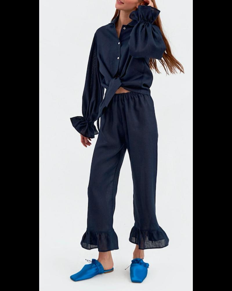 Sleeper Rumba Linen Lounge Suit