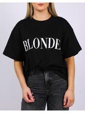 Brunette The Label Blonde Serif Tee
