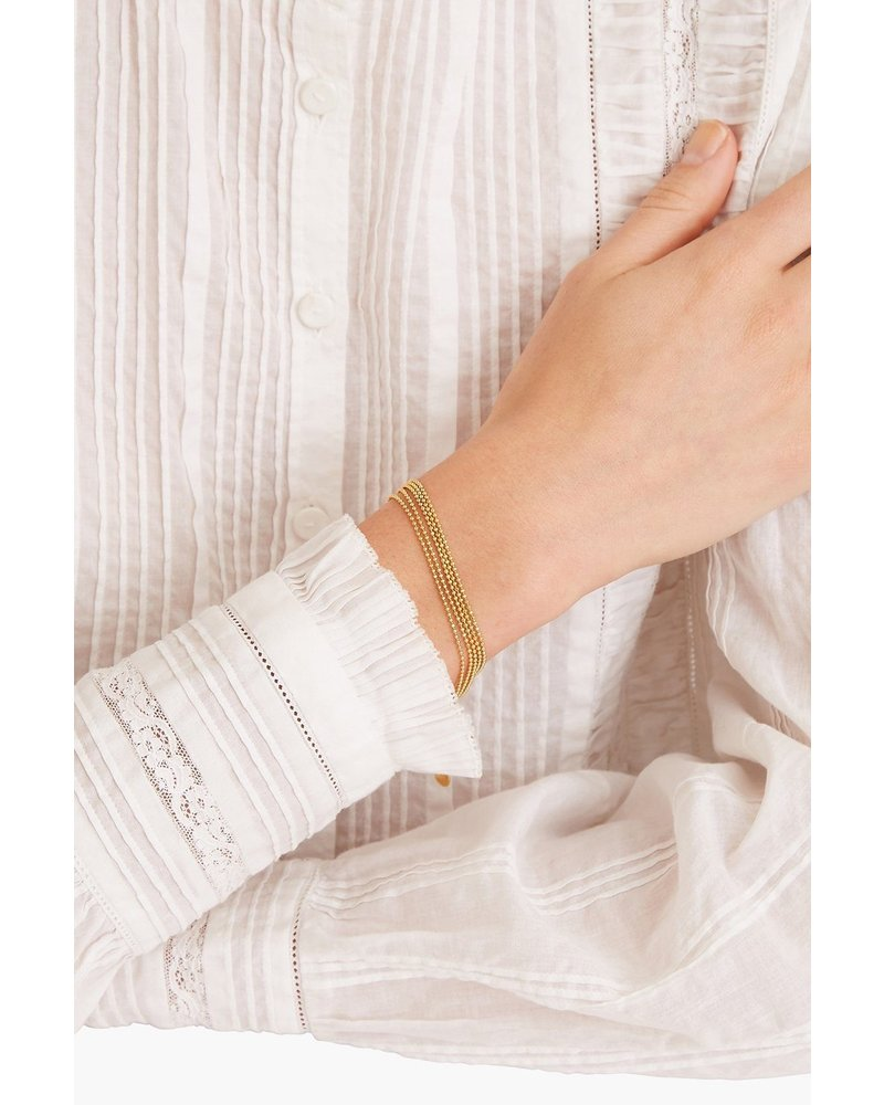 Chan Luu Ball Chain Bracelet