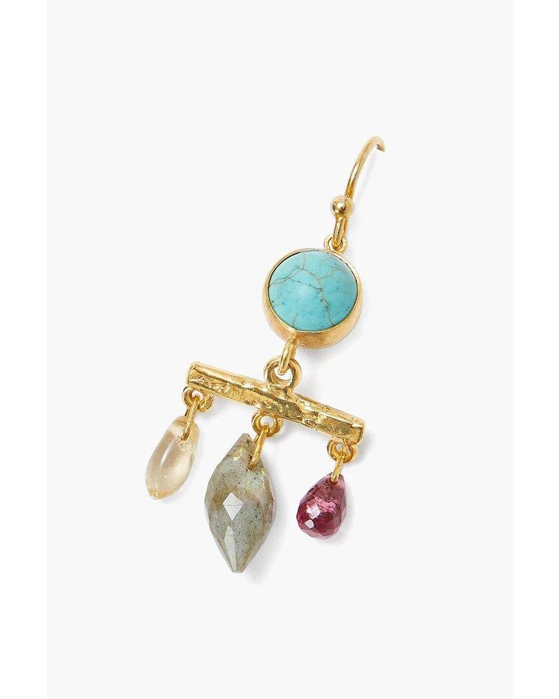 Chan Luu Chandelier Earrings
