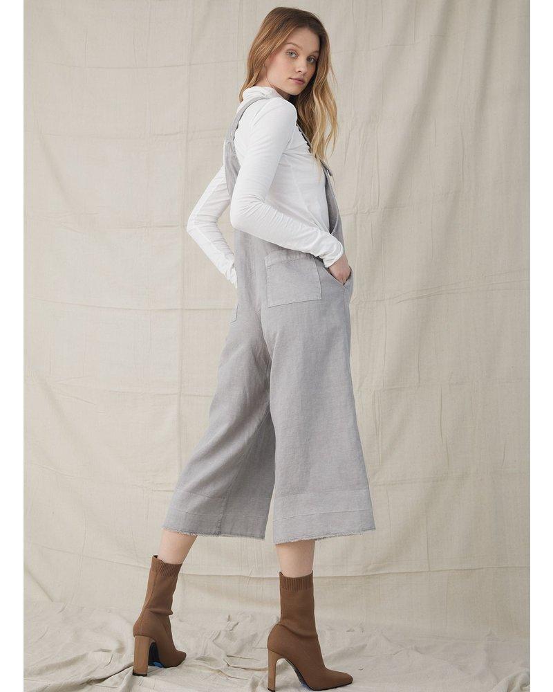 Bella Dahl Wide Leg Crop Overall