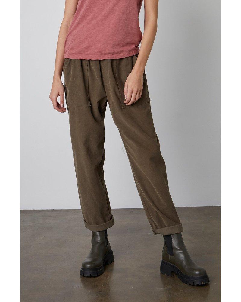 Velvet Corduroy Pant